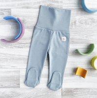 Ползунки Mjölk Baby Blue на широком поясе