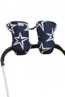 Муфта для коляски FUN Big Star Синий