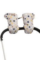 Муфта для коляски на пуху Smokey