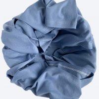 Плед-пелёнка Mjölk Blue Shadow
