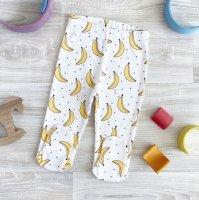 Ползунки на резинке Mjölk Бананы