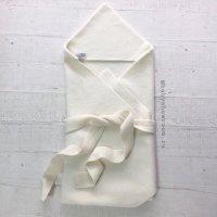 Плед-конверт из шерсти мериноса с кашемиром