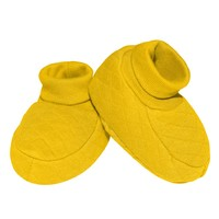 Пинетки из капитония желтый