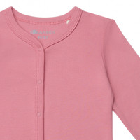Розовый комбинезон для девочки