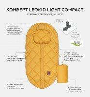 "Конверт Leokid Light Compact ""Yolk yellow"""