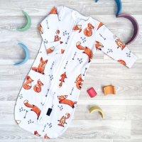 Спальный мешок MamaPapa Лисички