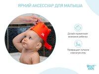 Ковш детский для мытья головы и купания DINO SCOOP от ROXY-KIDS, цвет оранжевый